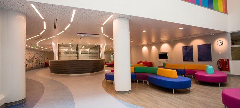 GOSH reception area