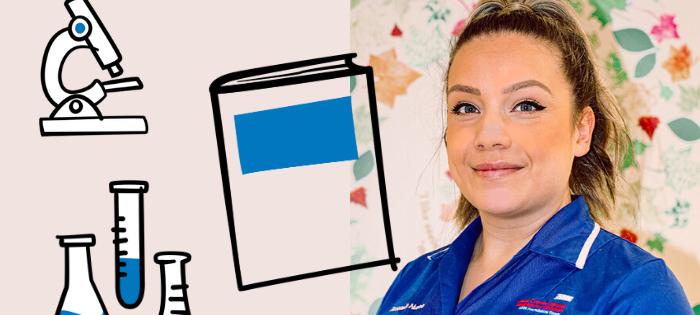 Lauran O'Neill, Senior Research Nurse, GOSH.