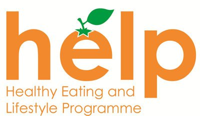 Help logo - healthy eating and lifestyle programme