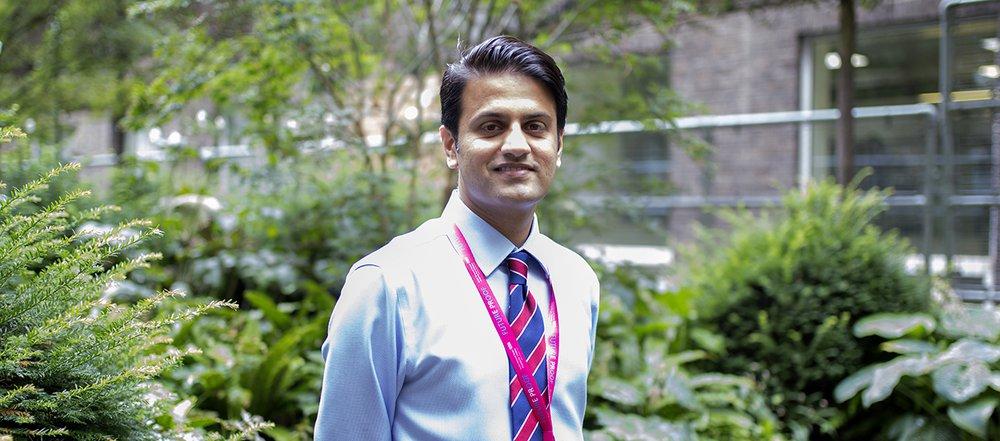 Dr Zubair Tahir, Consultant Paediatric Neurosurgeon at GOSH