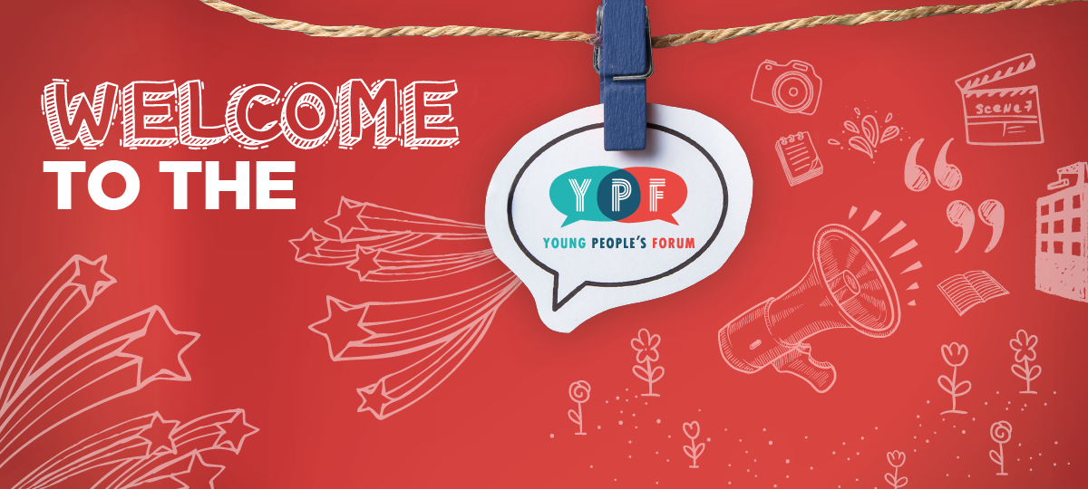 YPF Welcome Banner