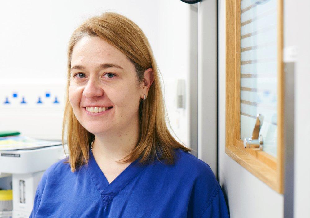 Kate Cross, Consultant Neonatal and Paediatric Surgeon