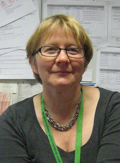Finella Craig - Consultant, Symptom Care Team