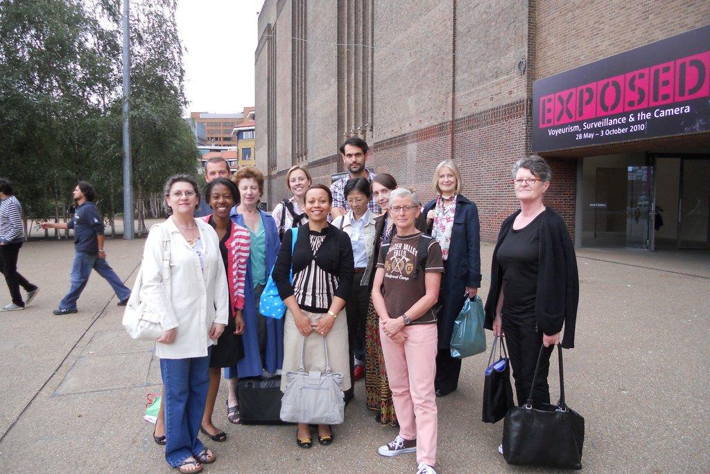 Culture club visit at Tate Modern