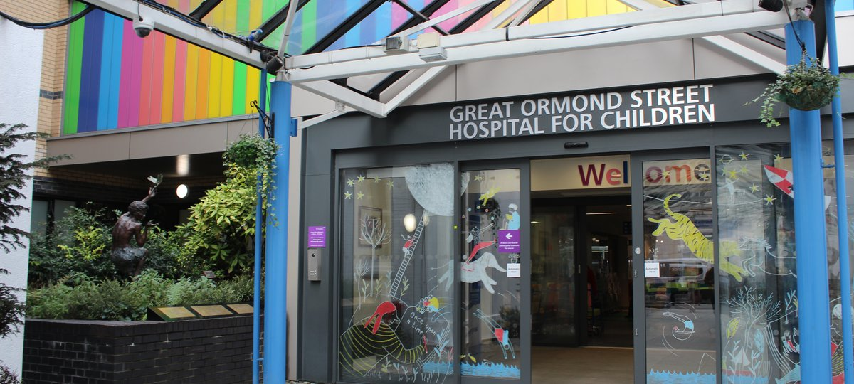 About us   Great Ormond Street Hospital