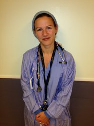 Helen Hume-Smith, Consultant Anaesthesist