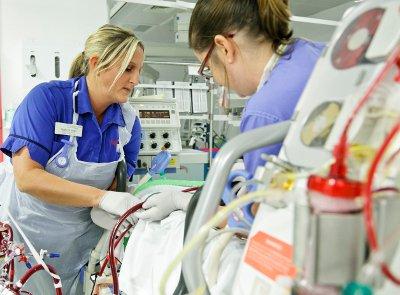 CICU nurses