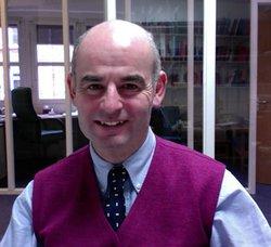 Dr Finbar O'Callaghan