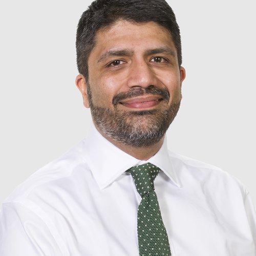 Sanjiv Shaema, Interim Medical Director