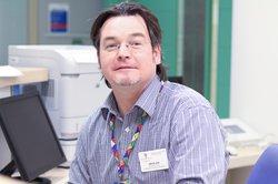 Jim Blair, Consultant Nurse Intellectual (Learning) Disabilities