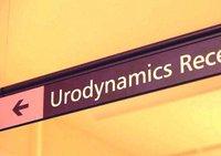 Urodynamics Day Care ward signage