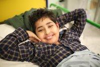 Jassim on Butterfly Ward