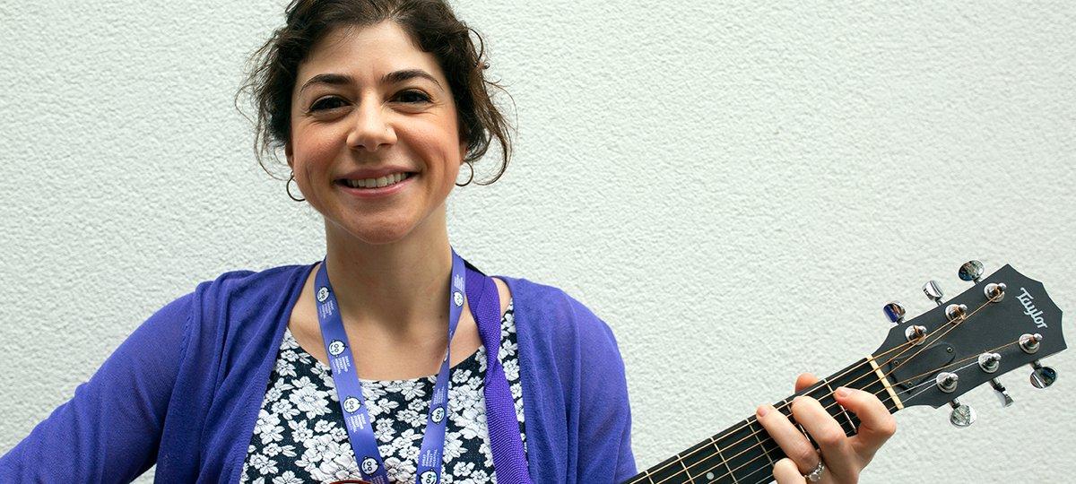 Music Therapist Katya