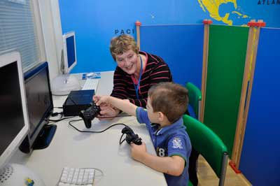 Volunteer services - computer