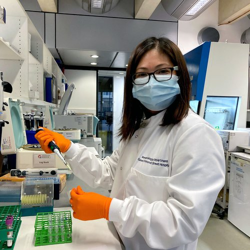 Annabelle Lea Mai, Senior Biomedical Scientist, Immunology Labs