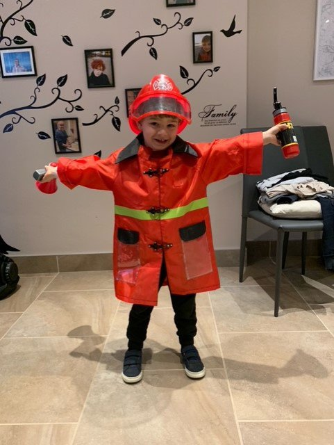 Fireman Leo