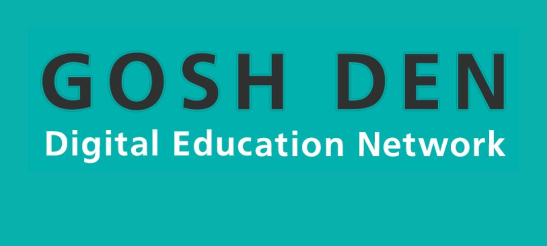 GOSH DEN Title Banner