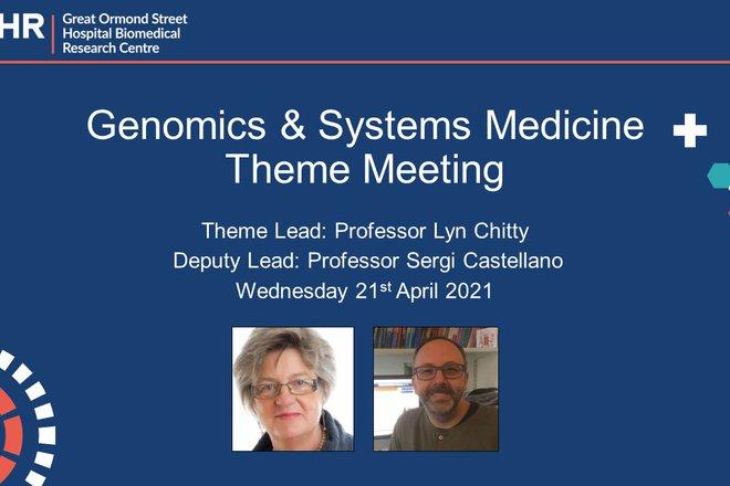 Theme Meeting Title Slide