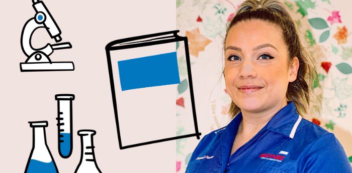 Lauren O'Neil, Senior Research Nurse, GOSH