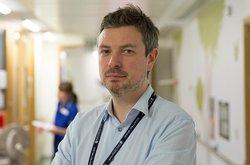 Consultant Neurosurgeon, Greg James