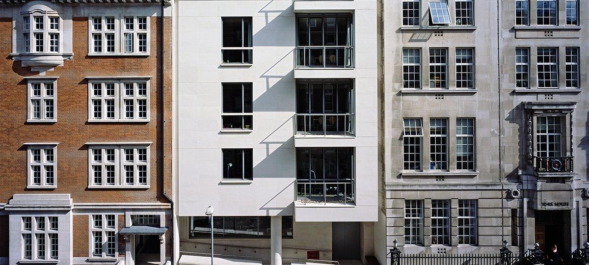 Weston House - parent accommodation external photo