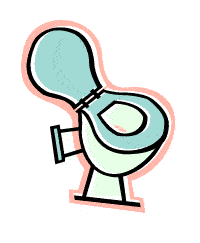 Children - Toilet gif