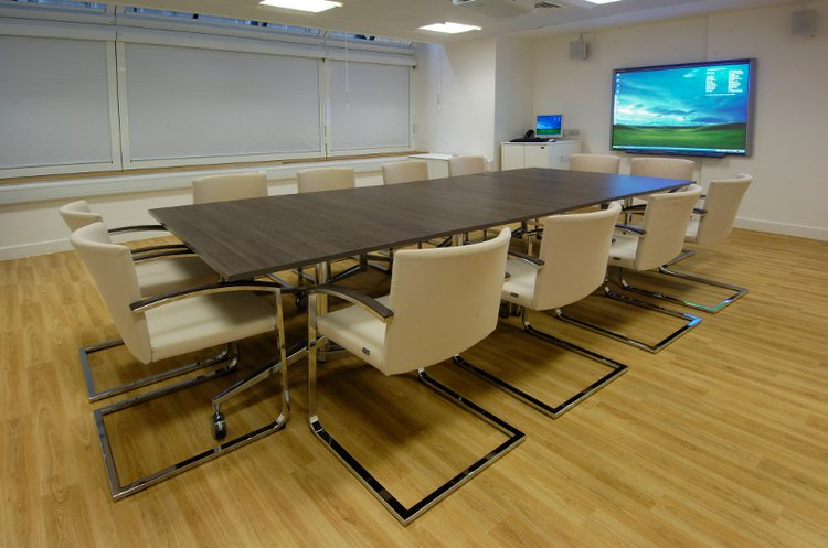 Somers Clinical Research Facility meeting room
