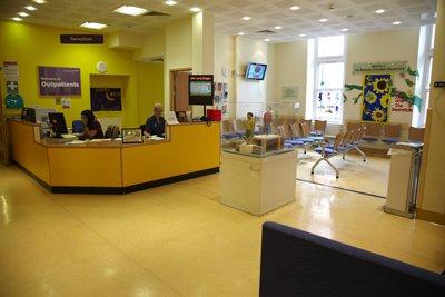 Royal London Hospital for Integrated Medicine outpatients