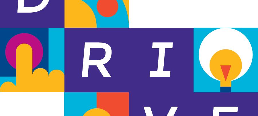 DRIVE (Digital Research, Informatics and Virtual Environments ) GOSH logo