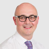 New GOSH hospital CEO Mat Shaw