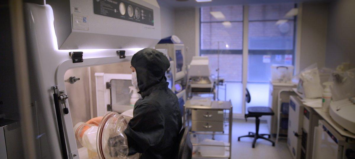 Sterile GOSgene laboratory